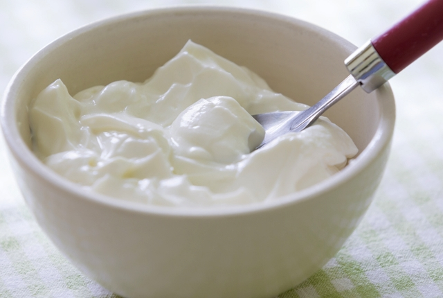 Eat Yogurt and Cottage Cheese