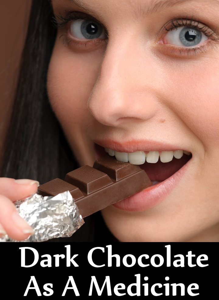 Top 11 Ways To Use Dark Chocolate As A Medicine