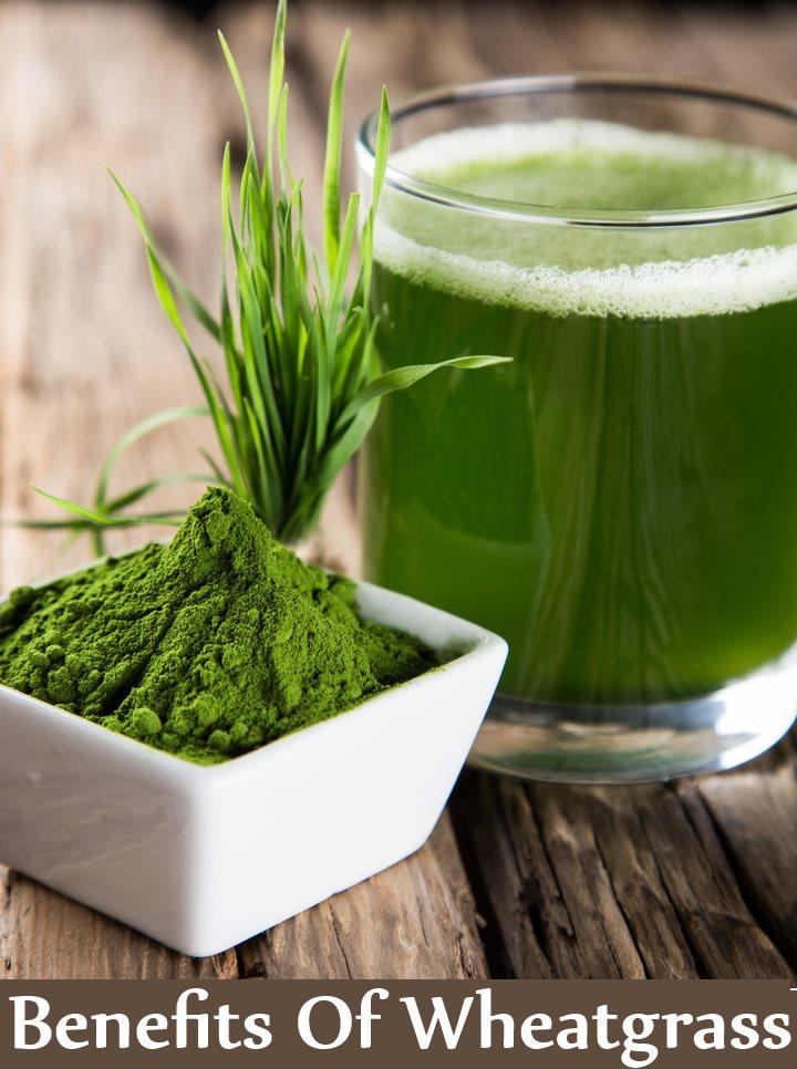 20 Amazing Benefits Of Wheatgrass