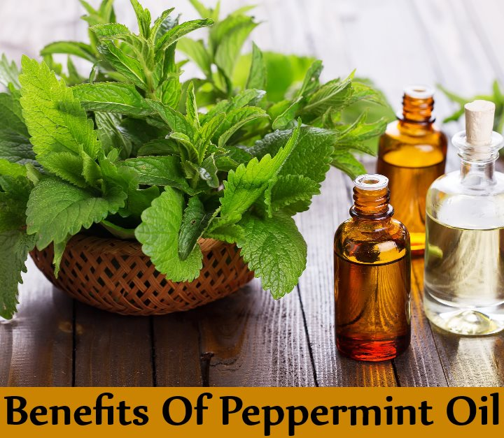 Top 7 Benefits Of Peppermint Oil