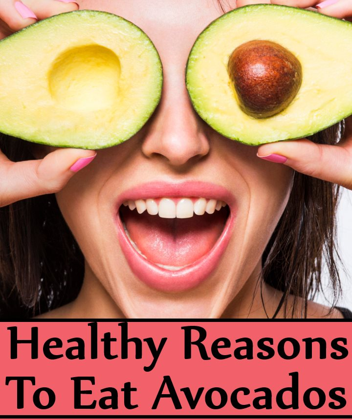 12 Healthy Reasons To Eat Avocados Every Day
