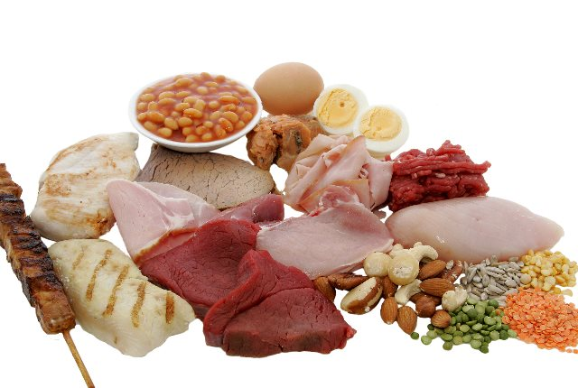 Some High Quantities Of Protein