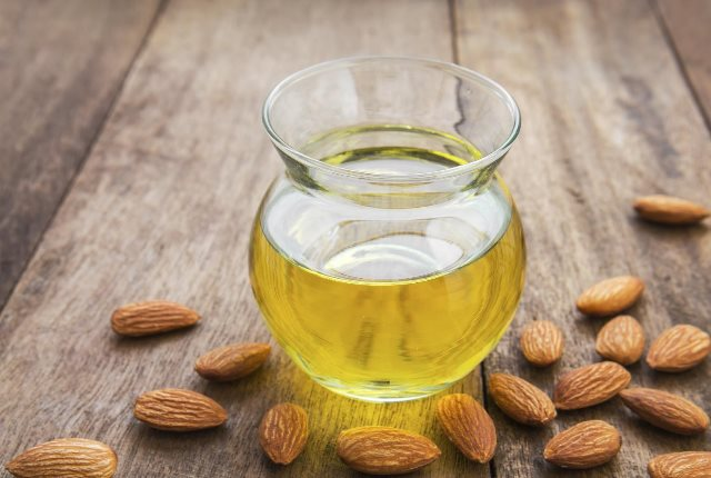 Olive Or Almond Oil