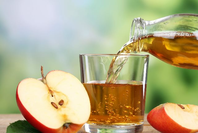 Apple Juice And Chlorophyll