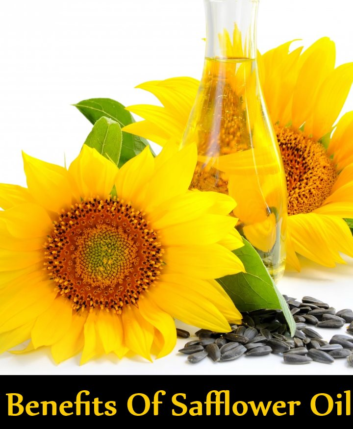 6 Awsome Benefits Of Safflower Oil