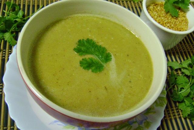 Green Gram Soup