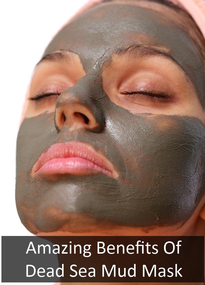 Amazing Benefits Of Dead Sea Mud Mask
