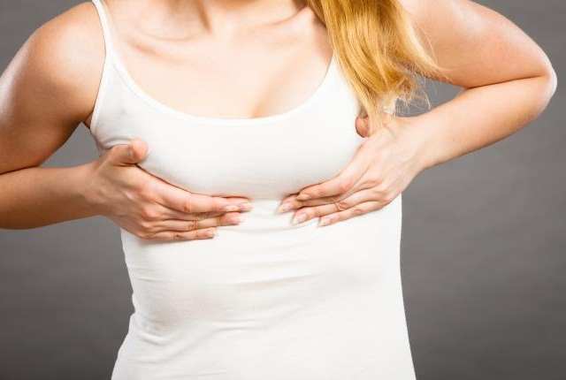 Breast Itch And Pain