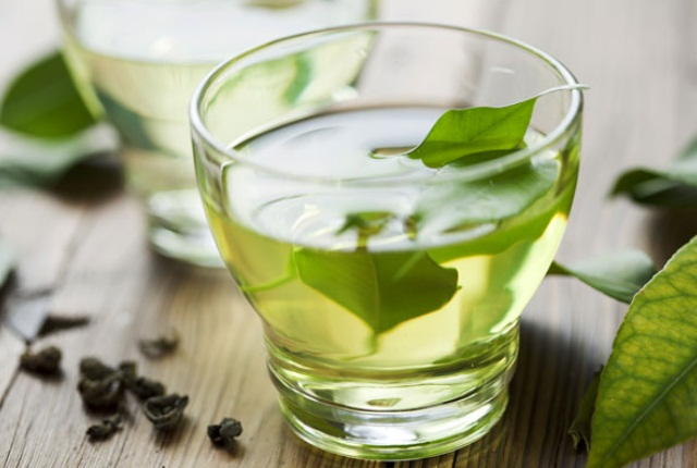 Green Tea And Sweet Almond