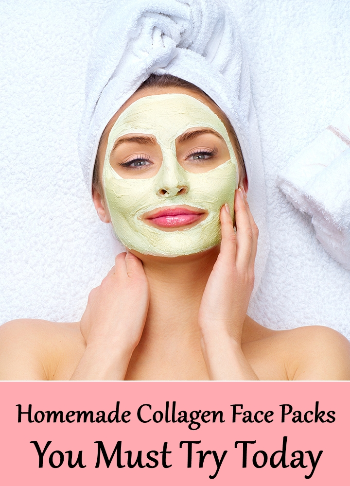 Homemade Collagen Face Packs You Must Try Today
