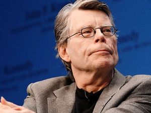 Image Of Stephen King Giving Writing Tips - Search Influence
