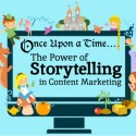 Once upon a time..the power of storytelling in content marketing