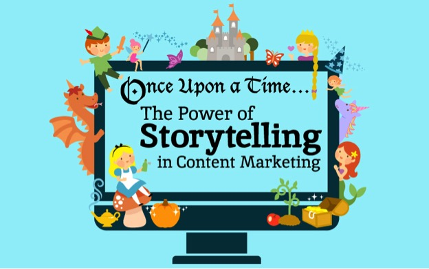Once upon a time..the power of storytelling in content marketing - Search Influence