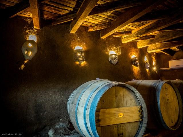 The Tasting Room at Cavas Sol y Barro