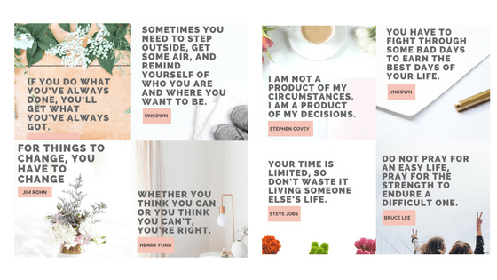 25+ Free Inspirational Quotes