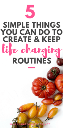 5 Tips To Keeping A Routine (3)