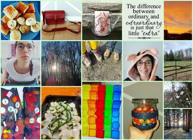Daily rainbow verzameling van februari 2021