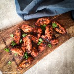 Crispy Spicy Chicken Wings