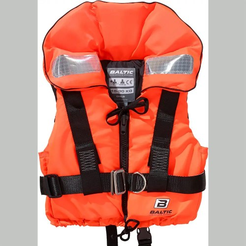 Baltic Baby & Child Foam LifeJackets with Harness