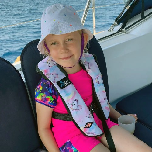 SeaSafe Systems Junior LifeJackets