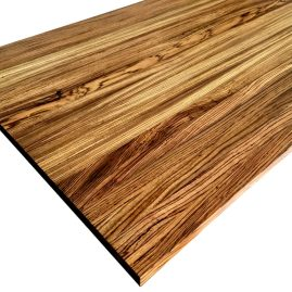 zebrano wood fs worktops