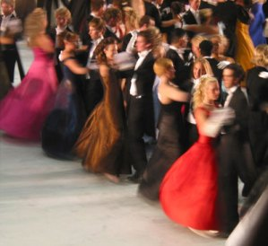 Dancing at the Prom