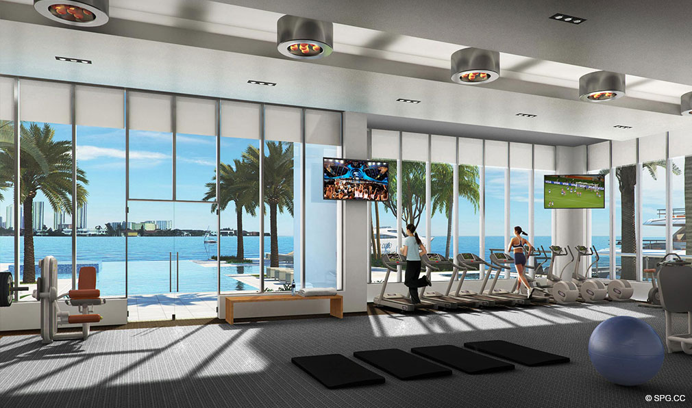 Marina Palms Yacht Club Luxury Waterfront Condos In Miami