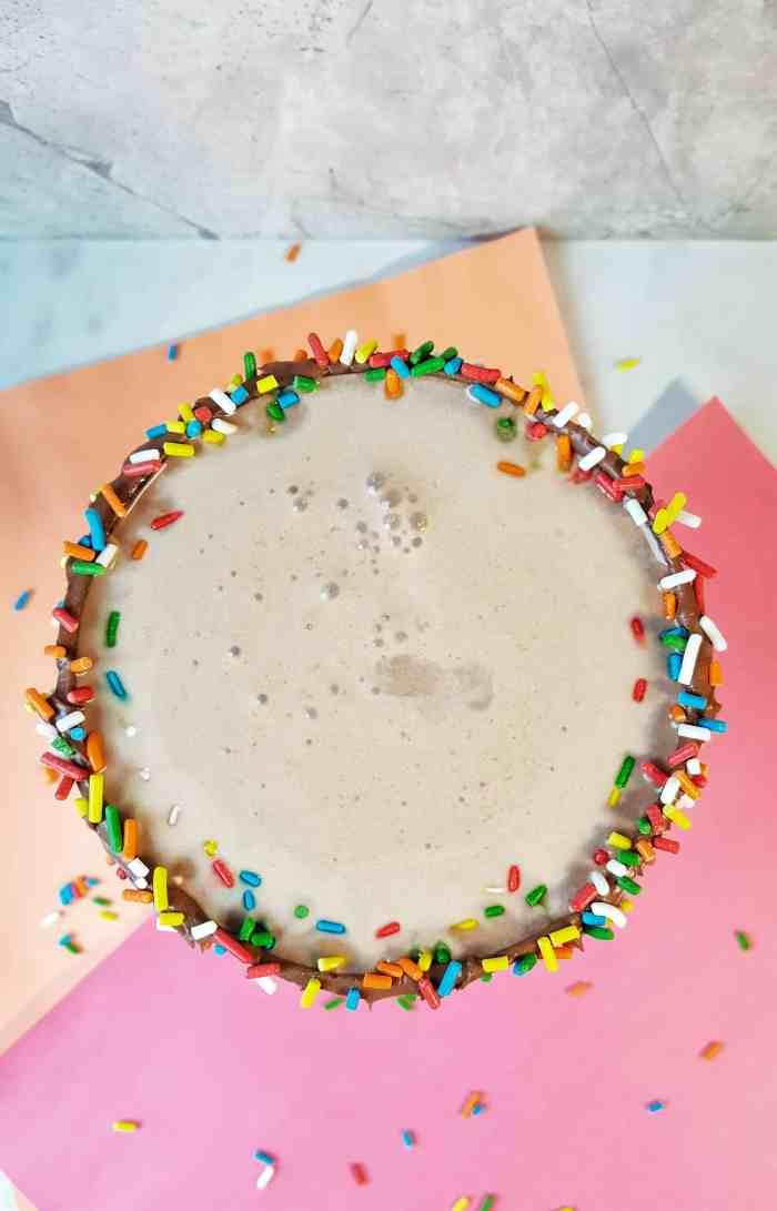 Pleasant Chocolate Birthday Cake Martini Recipe Seasonal Memories Funny Birthday Cards Online Benoljebrpdamsfinfo