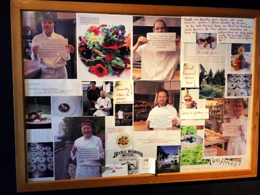 People from around the world come to dine at the Sooke Harbor House - these chefs are the reason why.