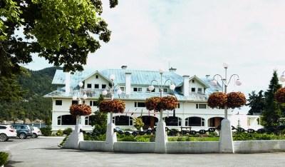 Historic Moran Mansion at Rosario Resort and Spa on Orcas Island