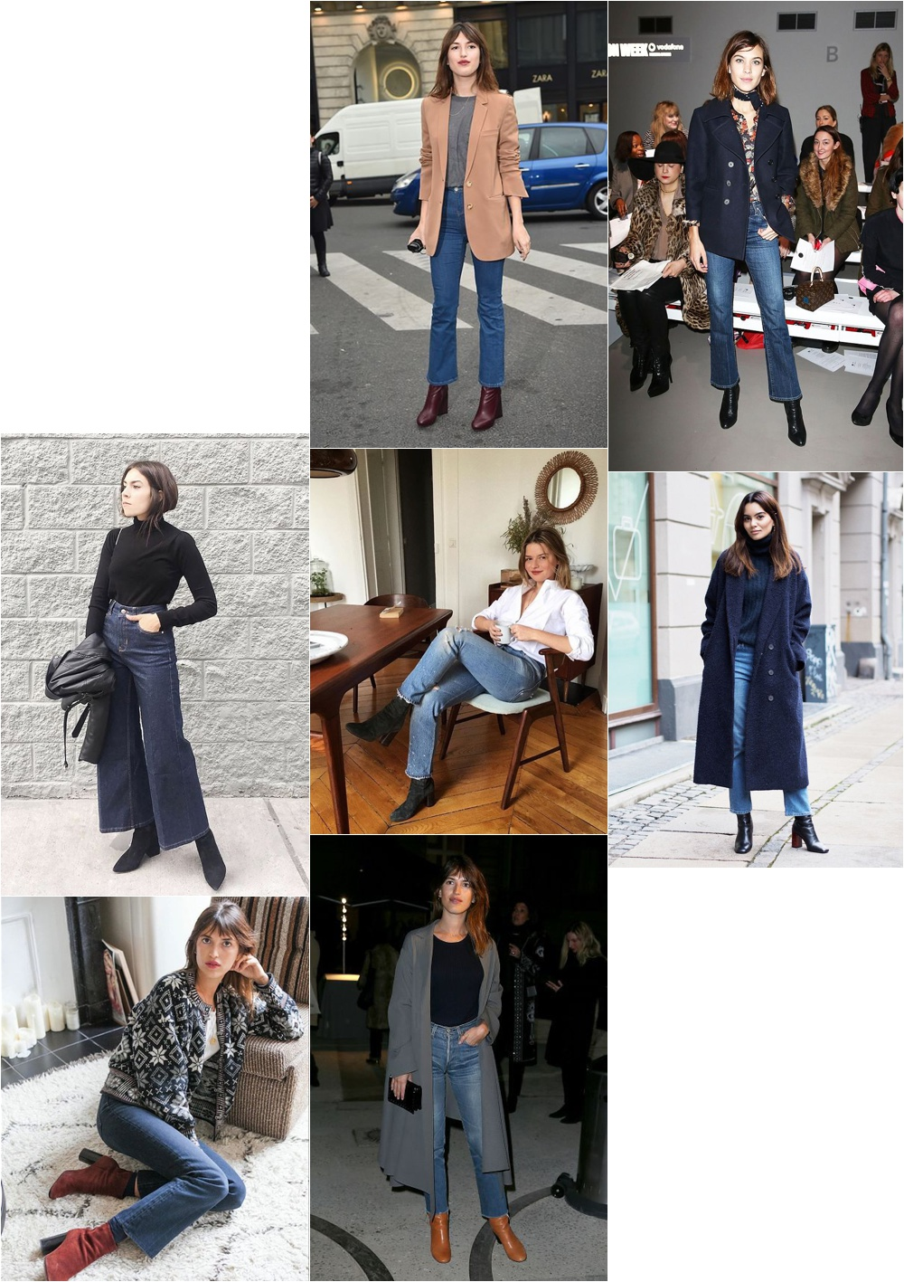 a6d59eea7 How to Style Ankle Boots + Non-Skinny Jeans (Bonus: Warm Ankles ...
