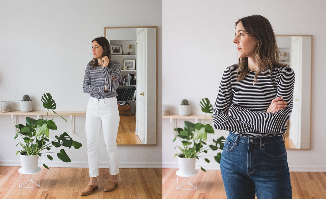Everlane Denim Review: One Year Later