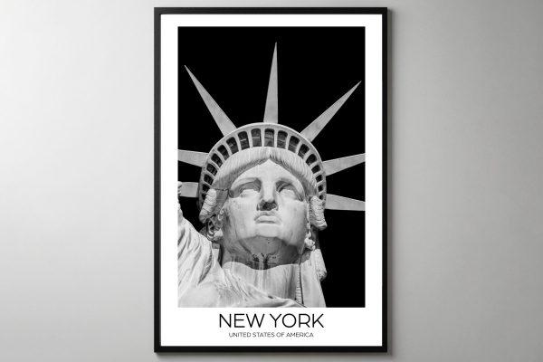 Statue of Liberty Enlightening the World