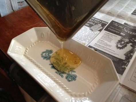First honey June 2013