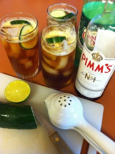 Pimm's Cup (A Seat at the Table)