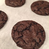 Midnight Chocolate Cookies