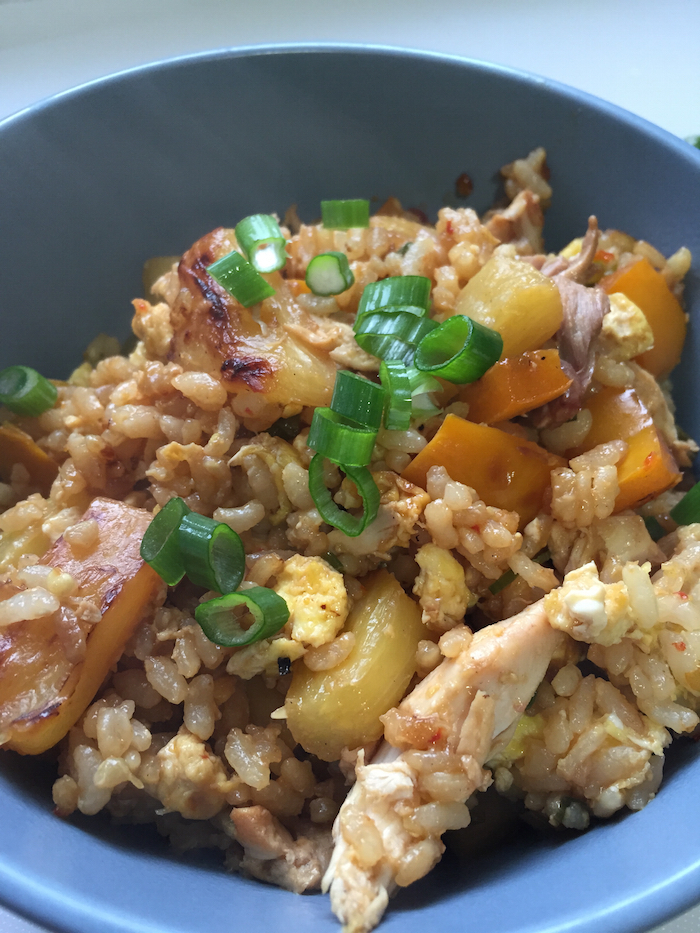 Pineapple Fried Rice (A Seat at the Table)