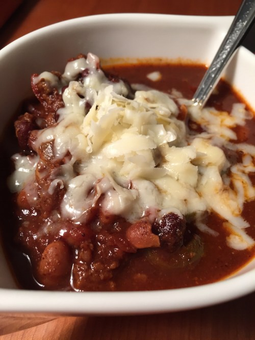 Smoky Spicy Sweet Chili (A Seat at the Table)