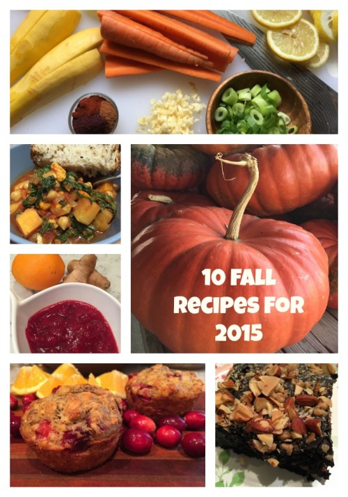 10 Fall Recipes (A Seat at the Table)
