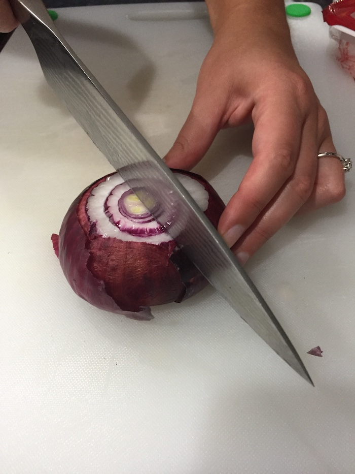 How to Chop an Onion 2 (A Seat at the Table)