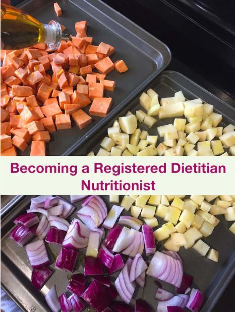 Life in Balance:  Becoming a Registered Dietitian