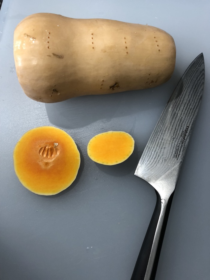 How to Peel Butternut Squash (A Seat at the Table)