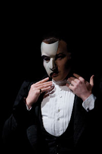 John Owen Jones as The Phantom