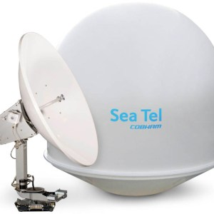 Sea Tel 5004 Satellite TV