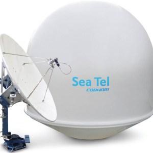 Sea Tel 6004 Satellite TV
