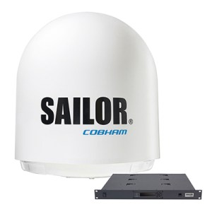 SAILOR 800 VSAT