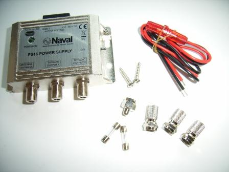 PS16 Power Supply F/ Nargentus