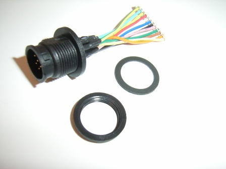 12 Pin Cable Connector LTW/JST