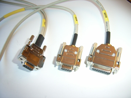 Cable Assy. Comtech Serial&RSSI