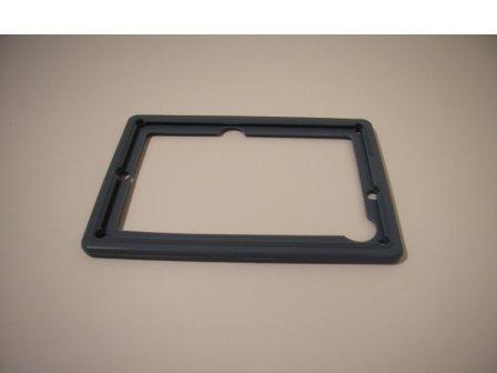Edging rubber T&T blue / F77